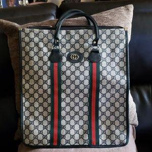 Gucci Shopper Tote Bag
